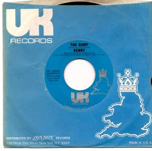 kennybumpus, Kenny, Jonathan King, UK Records, Phil Coulter, Bill Martin, RAK, Glam, Glitter From The Litter Bin, The Space Raiders