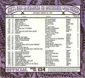 KHJ chart 1-24-68