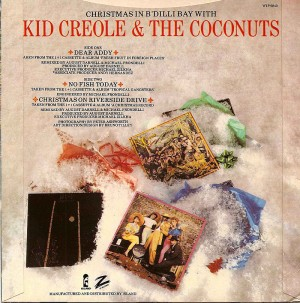 Christmas in B'Dilli Bay / Kid Creole & The Coconuts