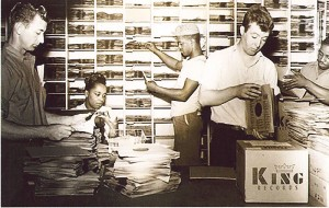 King Records Warehouse