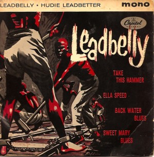 leadbellyep1, Leadbelly, Capitol, Jack White,