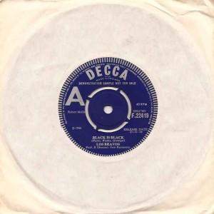 losbravosblackuka, Los Bravos, Decca, Press, Ivor Raymmonde