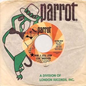 losbravosbringusa, Los Bravos, Decca, Press, Ivor Raymmonde