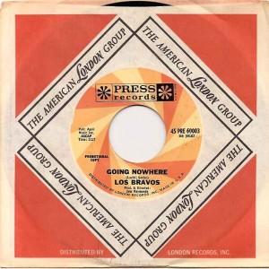losbravosgoingusa,  Los Bravos, Decca, Press, Ivor Raymmonde