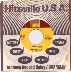 marvinkim, Marvin Gaye, Kim Weston, Tamla, Motown