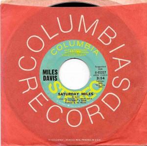 Saturday Miles / Miles Davis