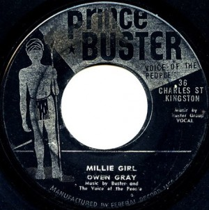 Millie Girl / Owen Gray