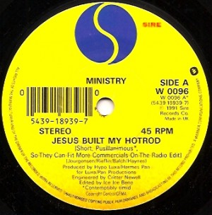 ministryjesusuk, ministry, sire, arista, The Ritz