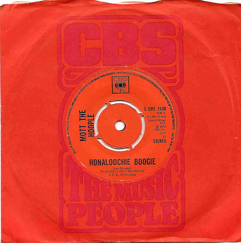 meet hoople singles I certainly have never heard it so possibly there is no actual recording (i need to check the mott book i have but i am at coffee) did mth ever record even if only in demo form bowie's drive.
