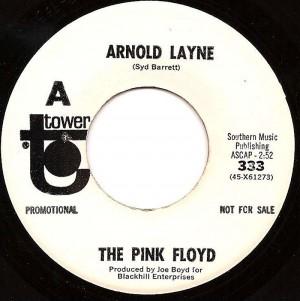 Arnold Layne / The Pink Floyd