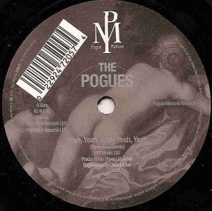Yeah Yeah Yeah Yeah Yeah / The Pogues UK