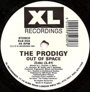 Out of Space / The Prodigy