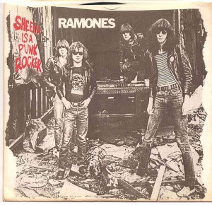 Sheena Is A Punk Rocker - The Ramones