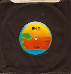 ricoukb, Island, Rico, Howard Thompson, Eddie & The Hot Rods