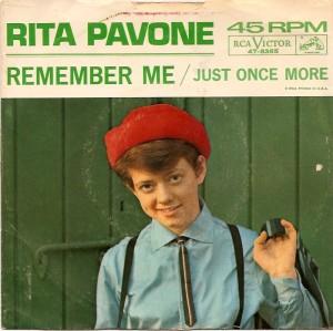 ritapavoneps, Rita Pavone, RCA