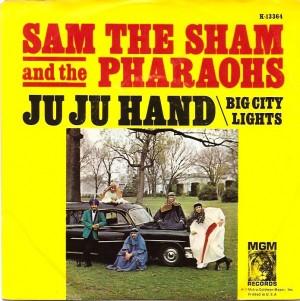 samtheshamjujups, Sam The Sham, Sam The Sham & The Pharoaohs, MGM, Screamin' Jay Hawkins, Dr. John, ? & The Mysterians, The Sir Douglas Quintet, The Mothers Of Invention