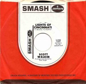 Lights Of Cincinnati / Scott Walker