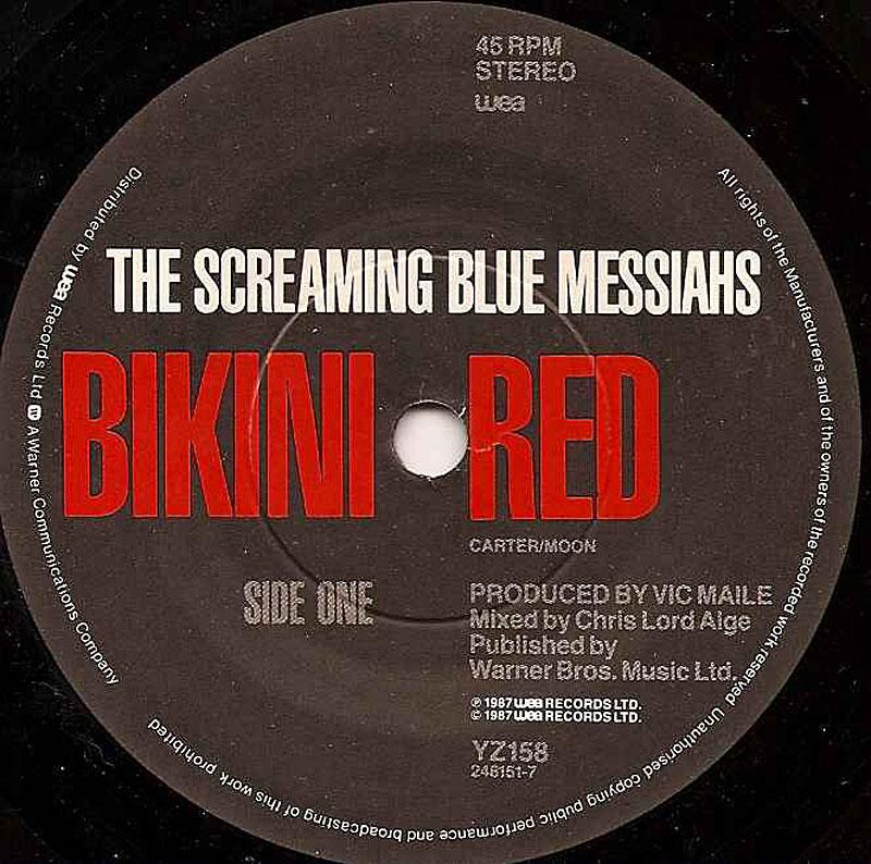 Listen: Bikini Red / The Screaming Blue Messiahs ScreamingBlueBikiniRed.mp3