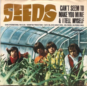 Can't Seem To Make You Mine / The Seeds