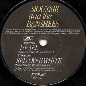 Israel / Siouxsie & The Banshees