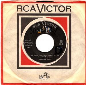 skeeterhesaysus, Skeeter Davis, Chet Atkins, RCA