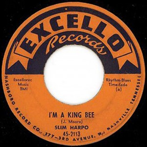 I'm A King Bee / Slim Harpo