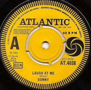 Laugh At Me / Sonny
