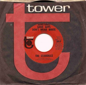 The Standells - Sometimes Good Guys Don't Wear Black