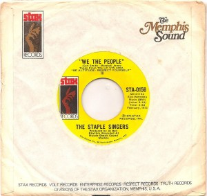 We The People / The Staple Singers