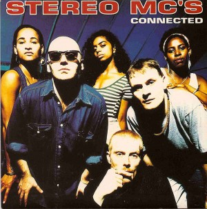 Stereo MC's Connected Picture Sleeve