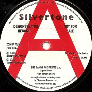 She Bangs The Drums / The Stone Roses