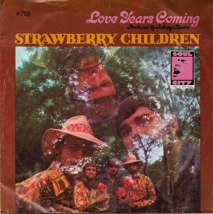 Strawberry Children Picture Sleeve
