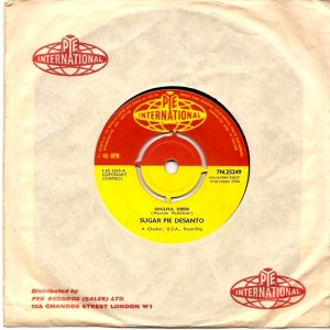 sugarpiesoulful, Sugar Pie De Santo, Sugar Pie DeSanto, Pye International, Chess, Checker