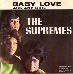 supremesbabyloveps, Supremes, Motown