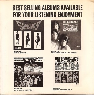 supremesbabypsb, Supremes, Motown