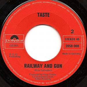 Railway And Gun / Taste