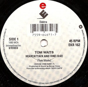 Heartattack And Vine / Tom Waits