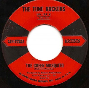 The Green Mosquito / The Tune Rockers
