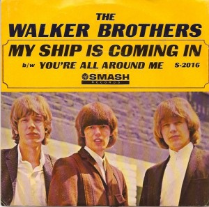 walkerbrosshipps, The Walker Brothers, Scott Walker, Philips, Smash