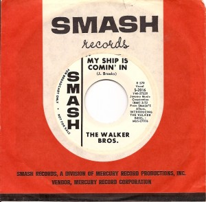walkerbrosshipusa, The Walker Brothers, Scott Walker, Philips, Smash