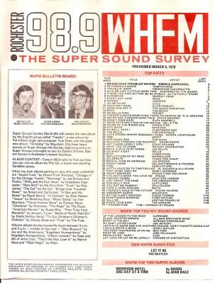 WHFM 3-5-70