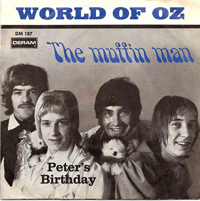 Afbeeldingsresultaat voor World Of Oz band